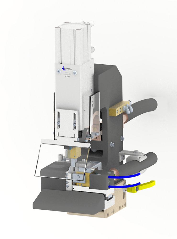 Compacting Tools - KWZ 10